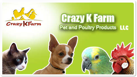 Crazy K Farm Pet and Poultry Products